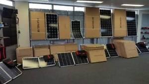 Camping4wd's Solar Panles Regulators Inverters Battery AGM Marine Heathridge Joondalup Area Preview