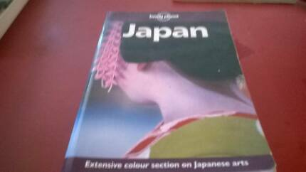 Lonely planet guide to Japan 6th edition