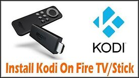 AMAZON Fire Stick BEST KODI BUILD UPDATE Fast & Reliable