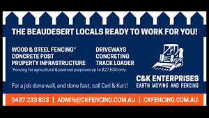 Fencing and Earthworks Beaudesert Ipswich South Preview