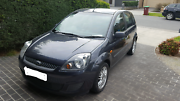 2008 Ford Fiesta LX WQ Cranbourne Casey Area Preview