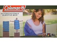 Coleman Walkabout Sleeping Bag - Brand New in Box