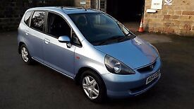 Honda Jazz SE. 2 owners from new with service history.