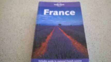 Lonely planet guide to France 5th edition