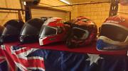 Dirt bike & road bike helmets Lakelands Mandurah Area Preview