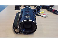 CANON LEGRIA HFS 10 HD Camcorder