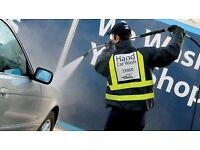 Workers Needed for Hand Car wash in Bridgend (Full UK or EU license required )