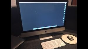 """$1700 - 27"""" APPLE IMAC DESKTOP COMPUTER - SELLING DUE TO UPGRADE Adelaide CBD Adelaide City Preview"""