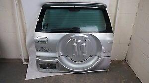 Buying 2003 Rav4 Silver tailgate & sun visors