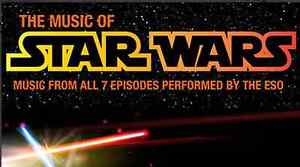 4 tickets - ESO The Music of Star Wars Dec.13