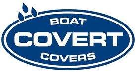 Looking for male worker to work on site for patterning and fitting boat cover !