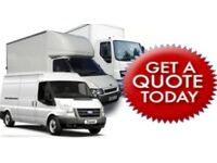 24/7 Urgent Short Notice Nationwide Man&Van House Office Removal Rubbish/Sofa/Bike cheap Reliable