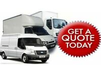 24/7 HOME REMOVAL AND DELIVERY SERVICES.***FAST, FRIENDLY,  & EFFICIENT *** MAN AND VAN HIRE.