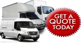 Urgent Short Notice Man&Van House Office Removal Service Rubbish/Sofa/Bike Move Nationwide