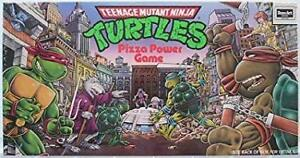 Wanted: TMNT Pizza Power Board Game