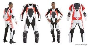 Dainese Mission D-Leather Race Suit size 54euro 44us Protection