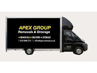 Apex Man And Van Removals Company-We Never Let Customers Down-Cheap Moving Van Hire Hampshire