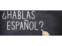 Hablas Español? Spanish language, practice, courses for adults and children, in particular.