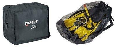 Mares Mesh Bag Netztasche für Schnorchelausrüstung uvm. NEU !!!