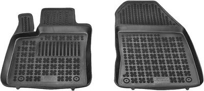 Ford Transit Connect 2014 2019 All Weather Rubber Floor Mat Set 2pc
