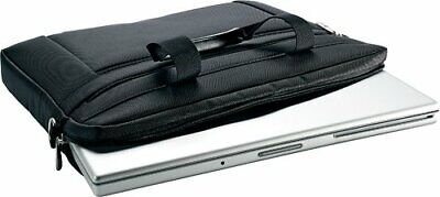 Samsonite Classic Laptop Computer Slim Briefcase Shuttle 43271-1041