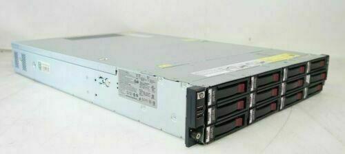 HP P4500 12 Bay 2.30Ghz Quad Core SAS 4.95TB Storage System / Virtualisation SAN