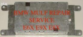 BMW MULF PHONE REPAIR SERVICE E60 E61 E63 E64 E90 E91 E92 E93