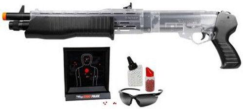 Franchi Shotgun Spas Training Kit Airsoft Stunt Studios Pump Action Air Soft Gun