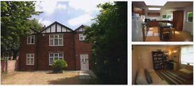 excellent en-suite room and double room in sunny shared house-short let