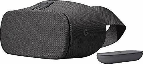 Google Daydream View VR Headset 2nd Generation - Charcoal Gray
