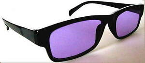 Devardi Glass~ Aero-Pro Optics Didymium Glasses PT-1 ~ Lampwork, Lampworking