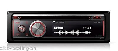 PIONEER DEH-X8700DAB MixTrax, DAB und Bluetooth
