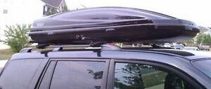Thule Atlantis 1600- cargo box and roof rack
