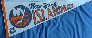 New York Islanders (NHL) hockey pennant