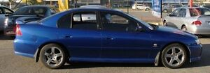 2005 Holden Commodore VZ SV6 Blue 5 Speed Sports Automatic Sedan Bellevue Swan Area Preview