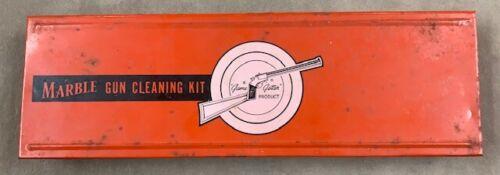 Marbles Vintage Gun Cleaning Kit - superb -