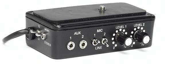 XLR Adapter for Camcorders & DSLR