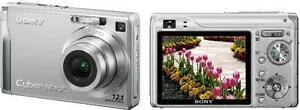 SONY CYBER-SHOT 12.1 MP CAMERA