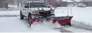 Snow Removal & Salting services offered.