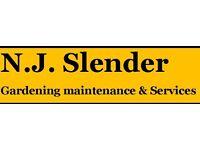 N J Slender Garden Maintenance & Services