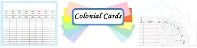 Colonial Cards