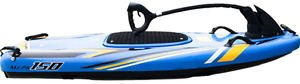 New Motorized Jet Powered Surfboard