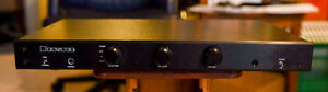 Bryston Integrated amplifier - D60R with original box, remote