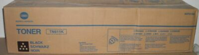 Used, Konica Minolta TN611K Toner black schwarz für bizhub C 451 550 650  Karton C for sale  Shipping to Nigeria