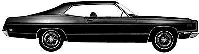 69 Ford XL