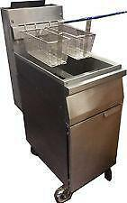 Gas Fryer Ebay