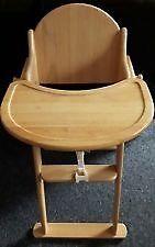 High chair East Coast.