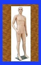 New Full Body Size Male Mannequin Model 185cm High Shop Display S Charlestown Lake Macquarie Area Preview