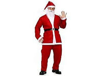 FATHER CHRISTMAS, SANTA SUIT-NEW