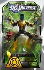 DC Universe Sinestro Corps Low Action Figure, Never opened